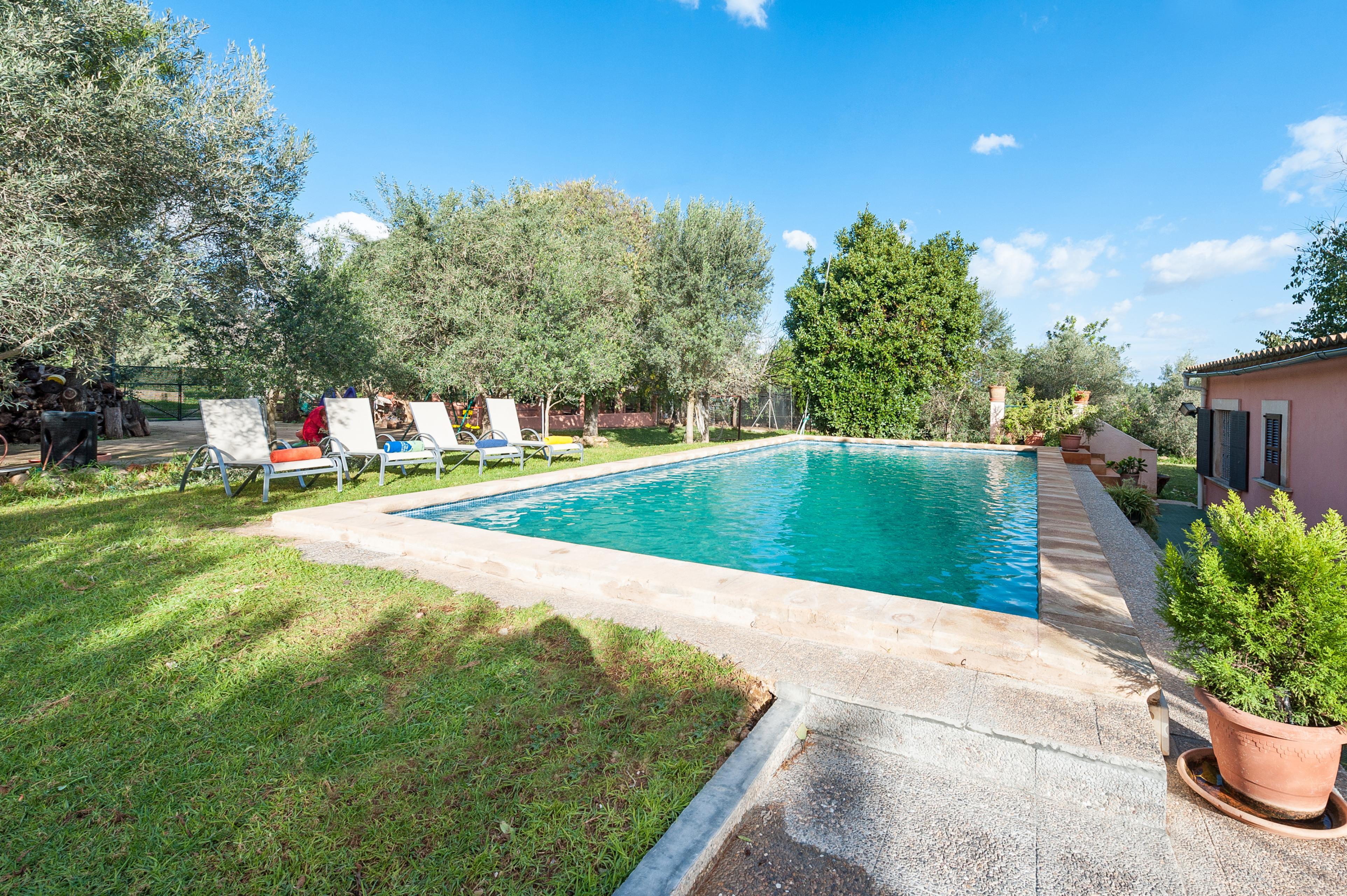Maison de vacances CA'N LLUC- Alaró- MALLORCA - Kostenloses WLAN (2687507), Alaro, Majorque, Iles Baléares, Espagne, image 2