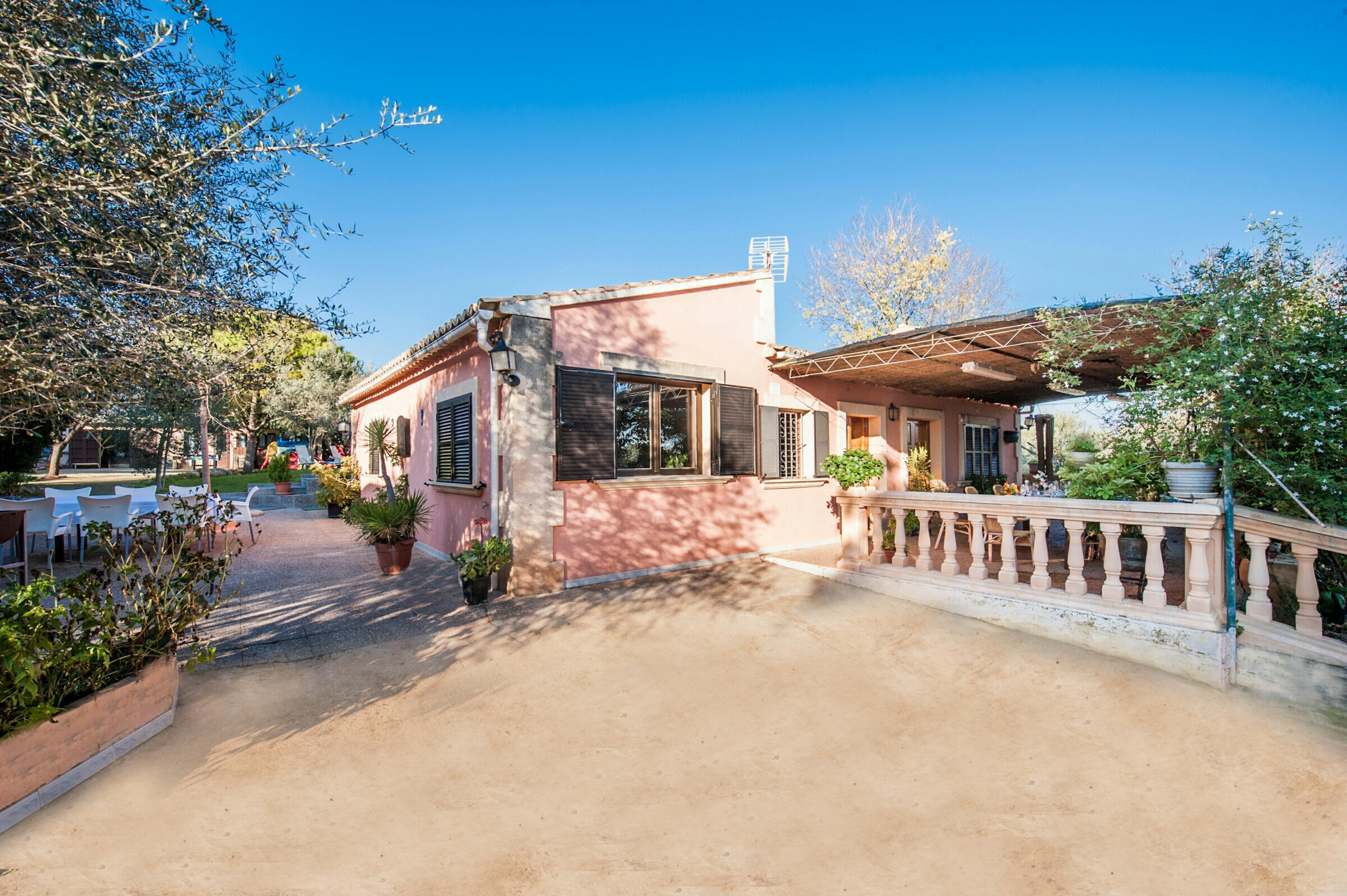 Maison de vacances CA'N LLUC- Alaró- MALLORCA - Kostenloses WLAN (2687507), Alaro, Majorque, Iles Baléares, Espagne, image 6