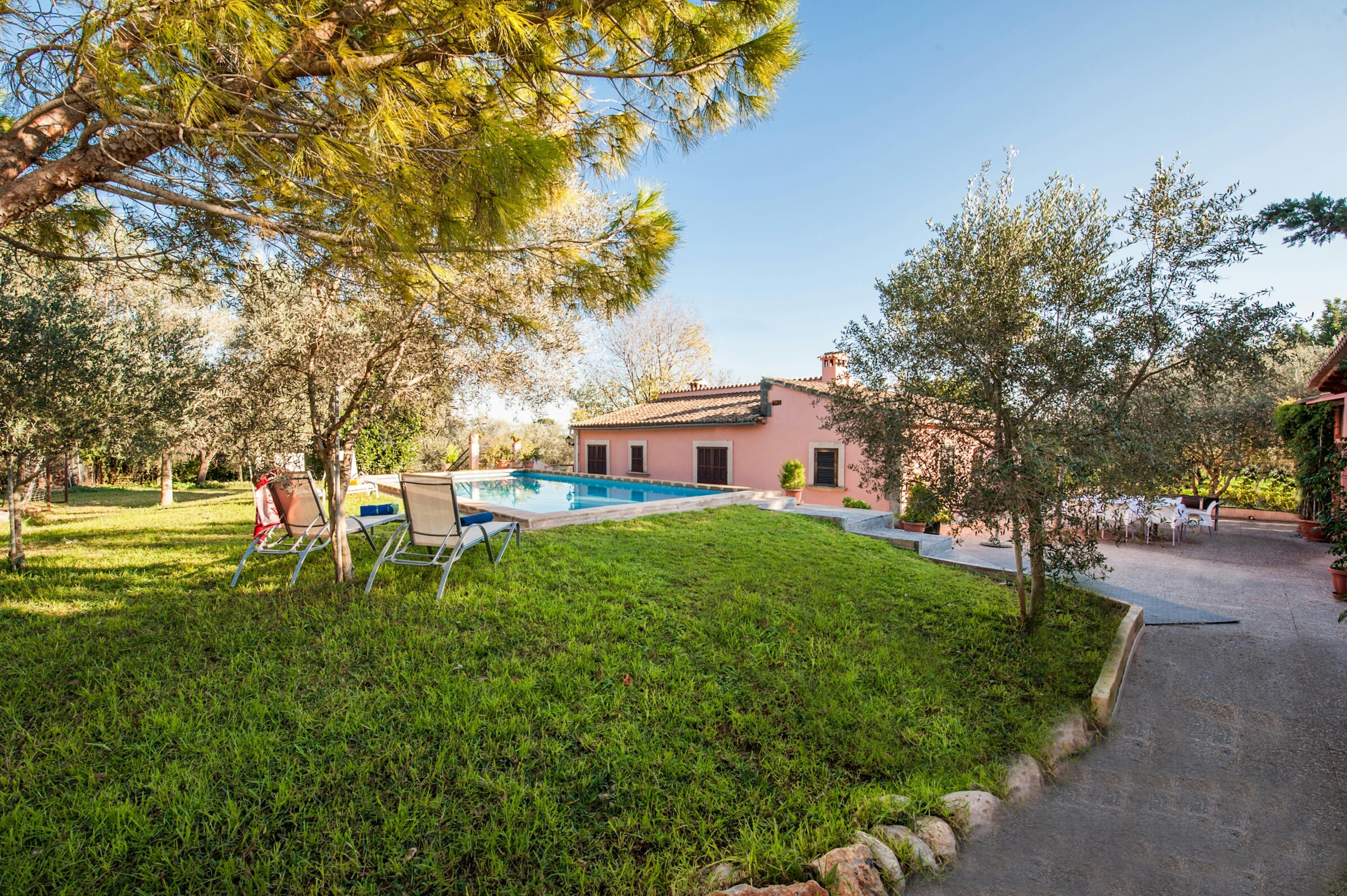 Maison de vacances CA'N LLUC- Alaró- MALLORCA - Kostenloses WLAN (2687507), Alaro, Majorque, Iles Baléares, Espagne, image 9