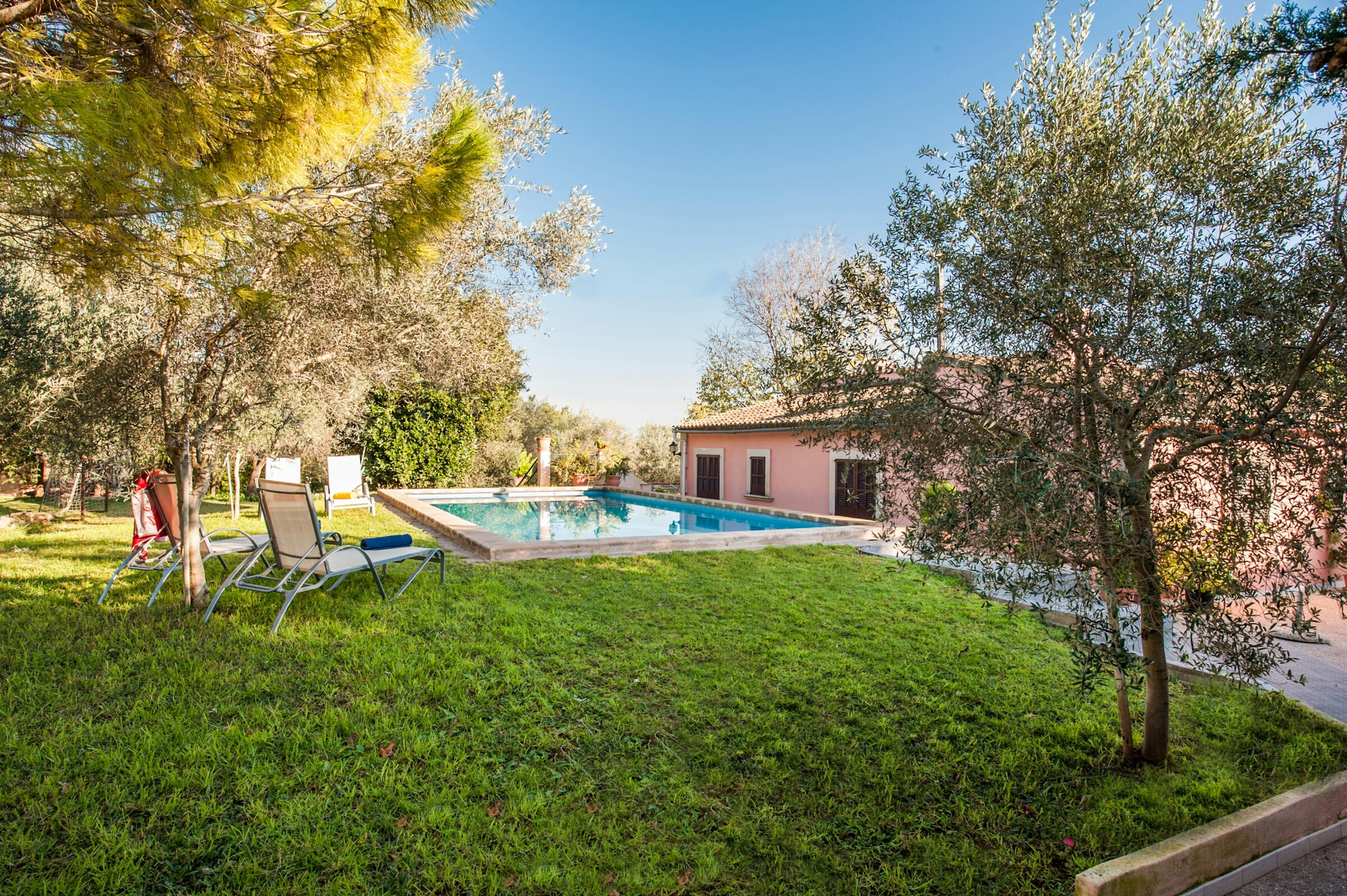 Maison de vacances CA'N LLUC- Alaró- MALLORCA - Kostenloses WLAN (2687507), Alaro, Majorque, Iles Baléares, Espagne, image 10