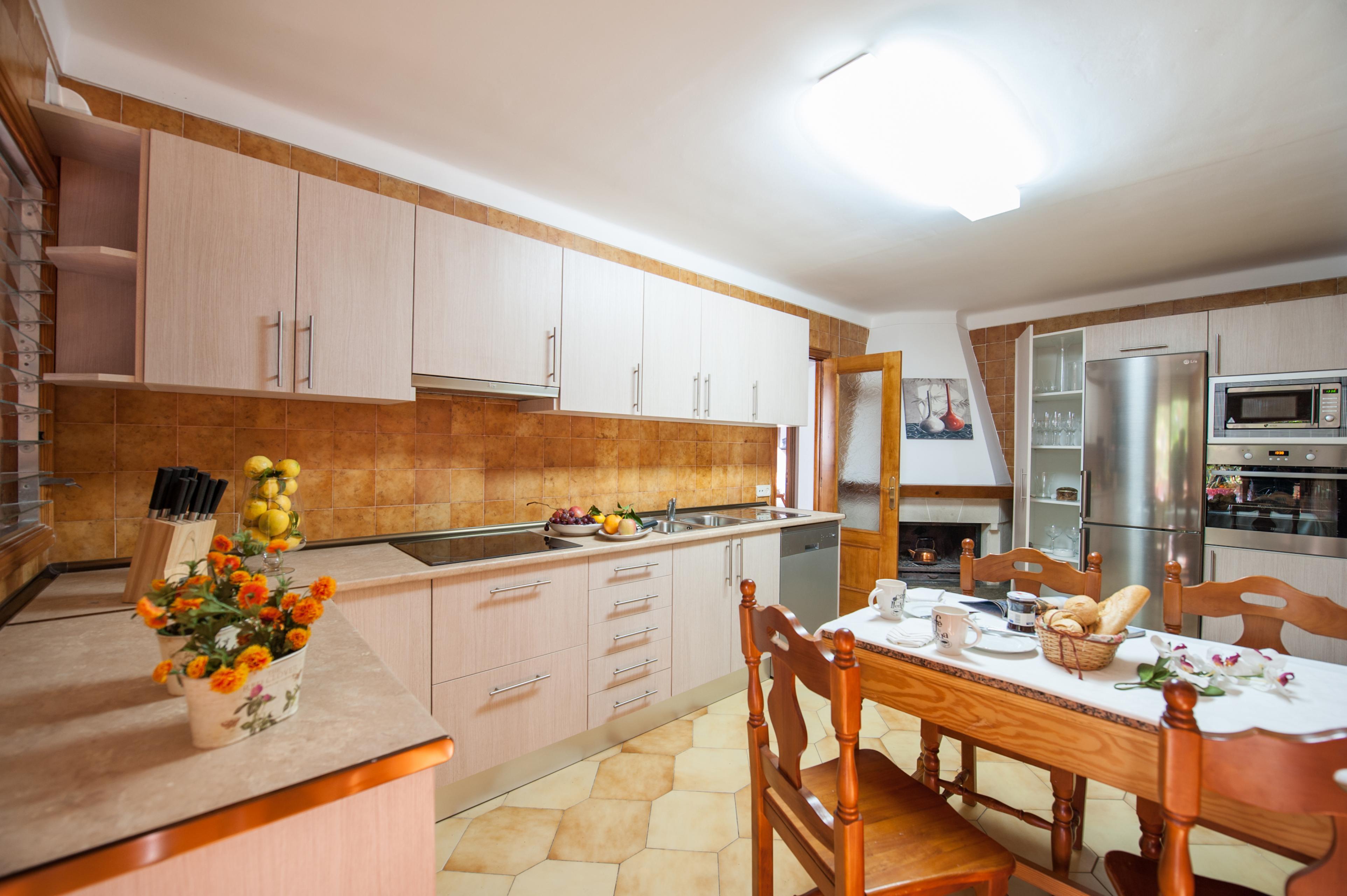 Maison de vacances CA'N LLUC- Alaró- MALLORCA - Kostenloses WLAN (2687507), Alaro, Majorque, Iles Baléares, Espagne, image 18