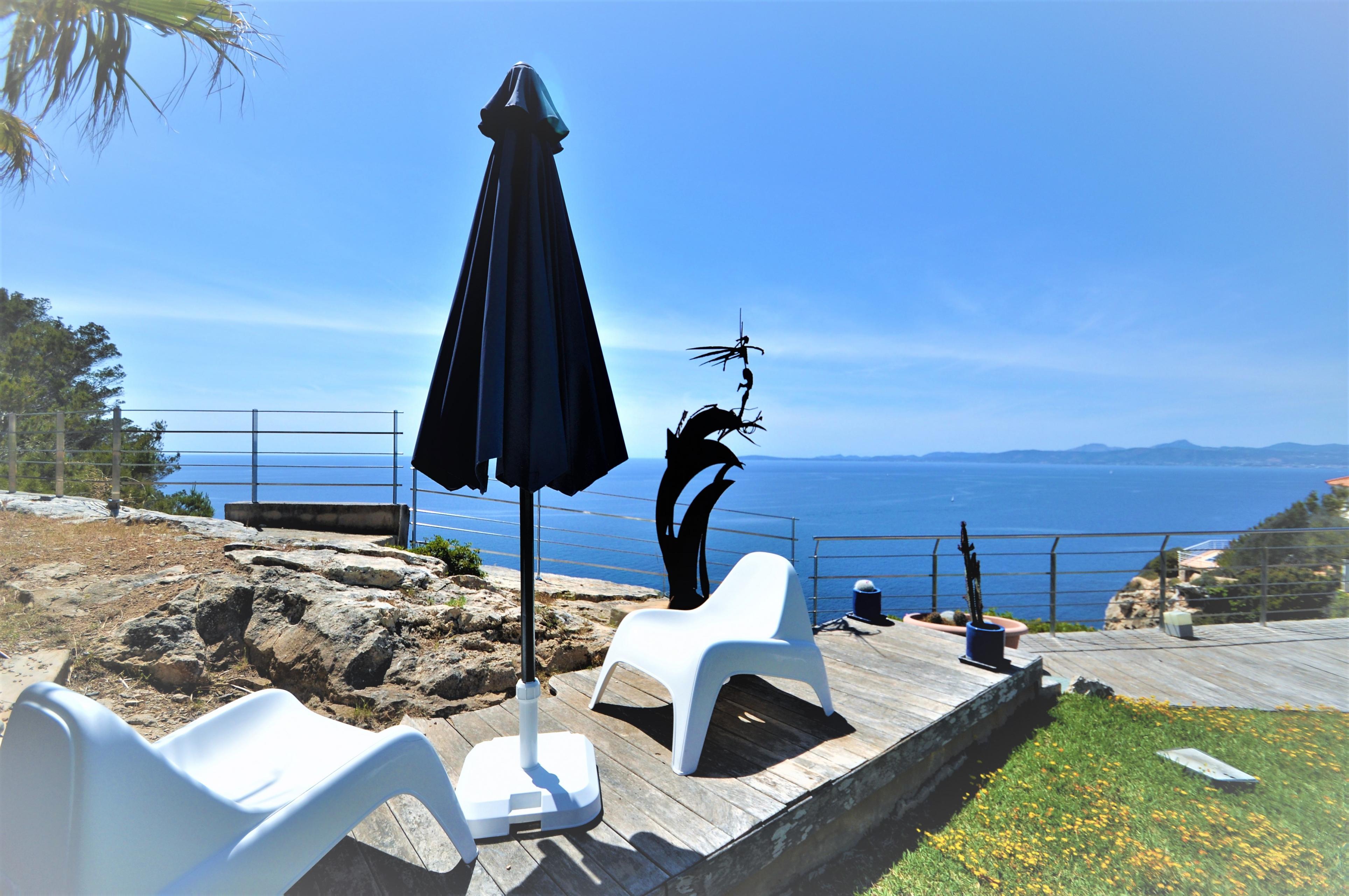 Maison de vacances VILLA BAY BLUE- Bahia Azul- Mallorca - VILLAONLINE - Kostenloses WLAN (2684052), Bahia Azul, Majorque, Iles Baléares, Espagne, image 2
