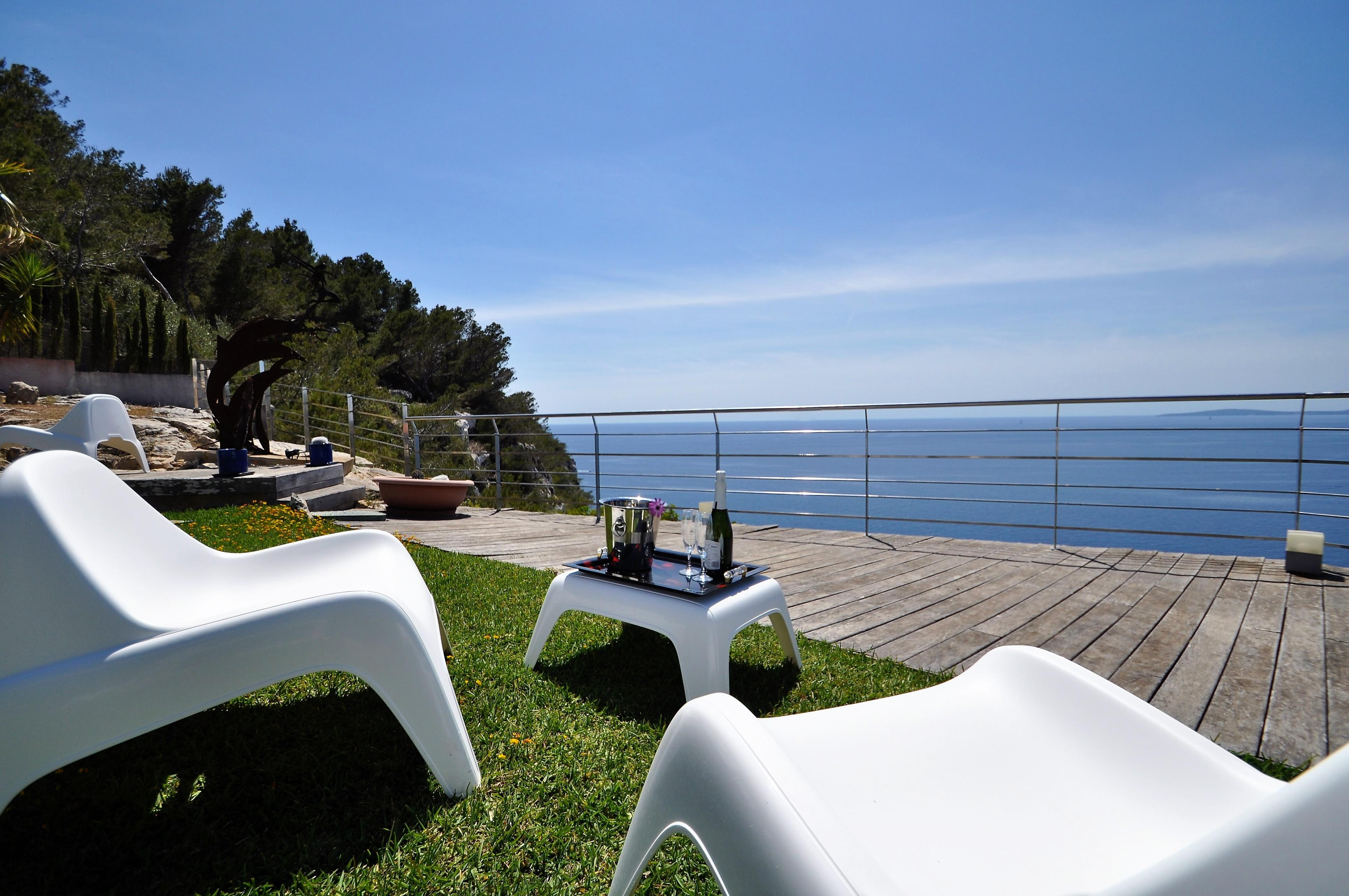 Maison de vacances VILLA BAY BLUE- Bahia Azul- Mallorca - VILLAONLINE - Kostenloses WLAN (2684052), Bahia Azul, Majorque, Iles Baléares, Espagne, image 3