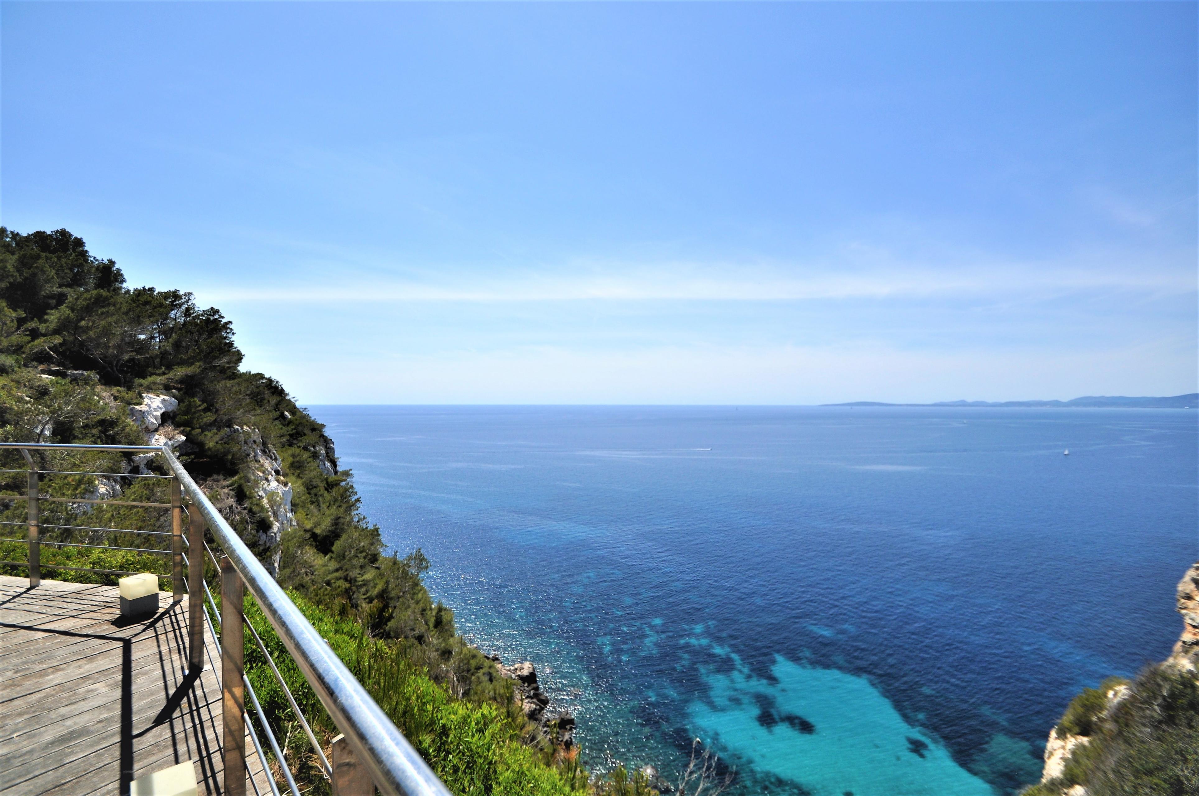 Maison de vacances VILLA BAY BLUE- Bahia Azul- Mallorca - VILLAONLINE - Kostenloses WLAN (2684052), Bahia Azul, Majorque, Iles Baléares, Espagne, image 8