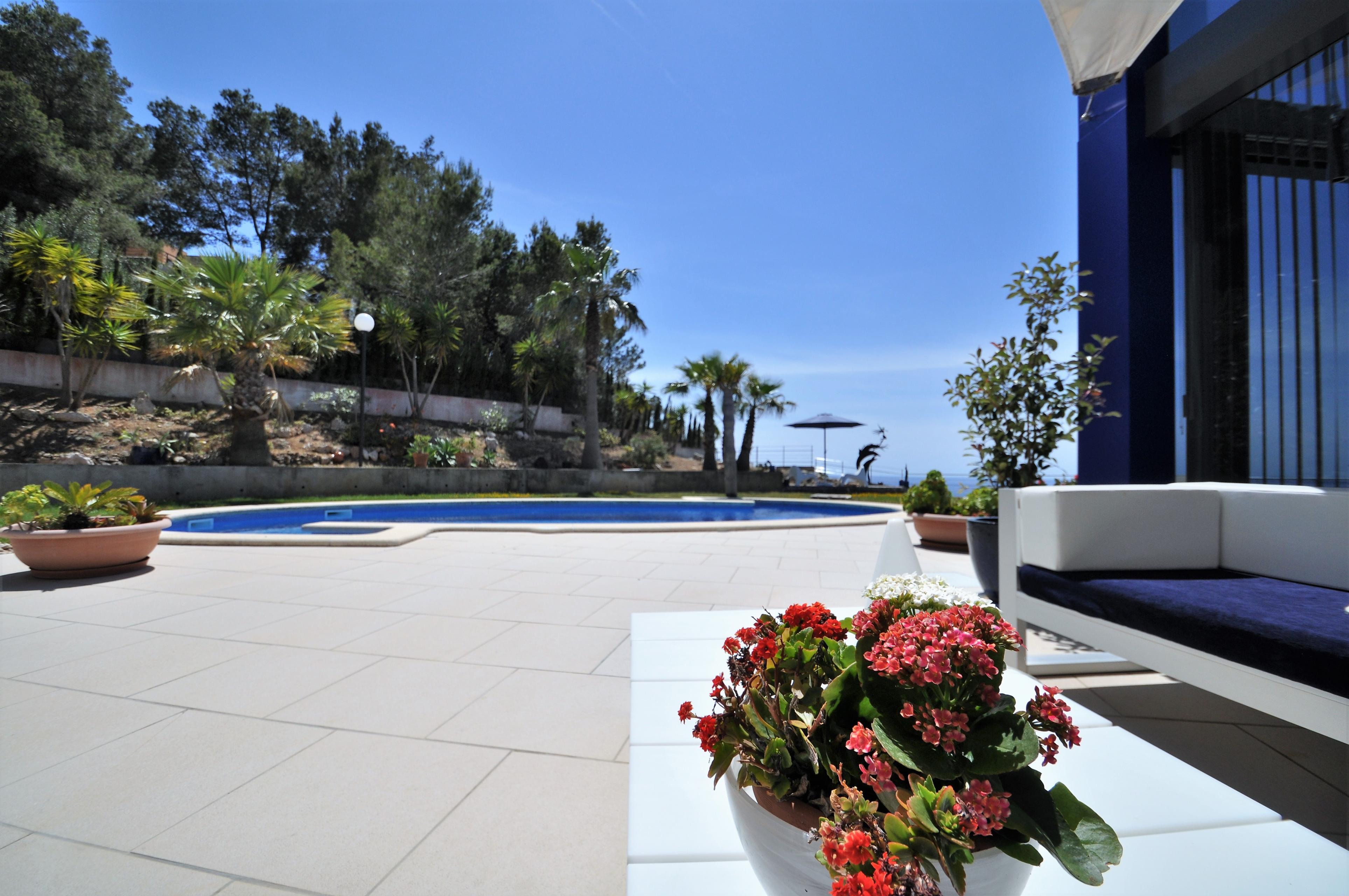 Maison de vacances VILLA BAY BLUE- Bahia Azul- Mallorca - VILLAONLINE - Kostenloses WLAN (2684052), Bahia Azul, Majorque, Iles Baléares, Espagne, image 11