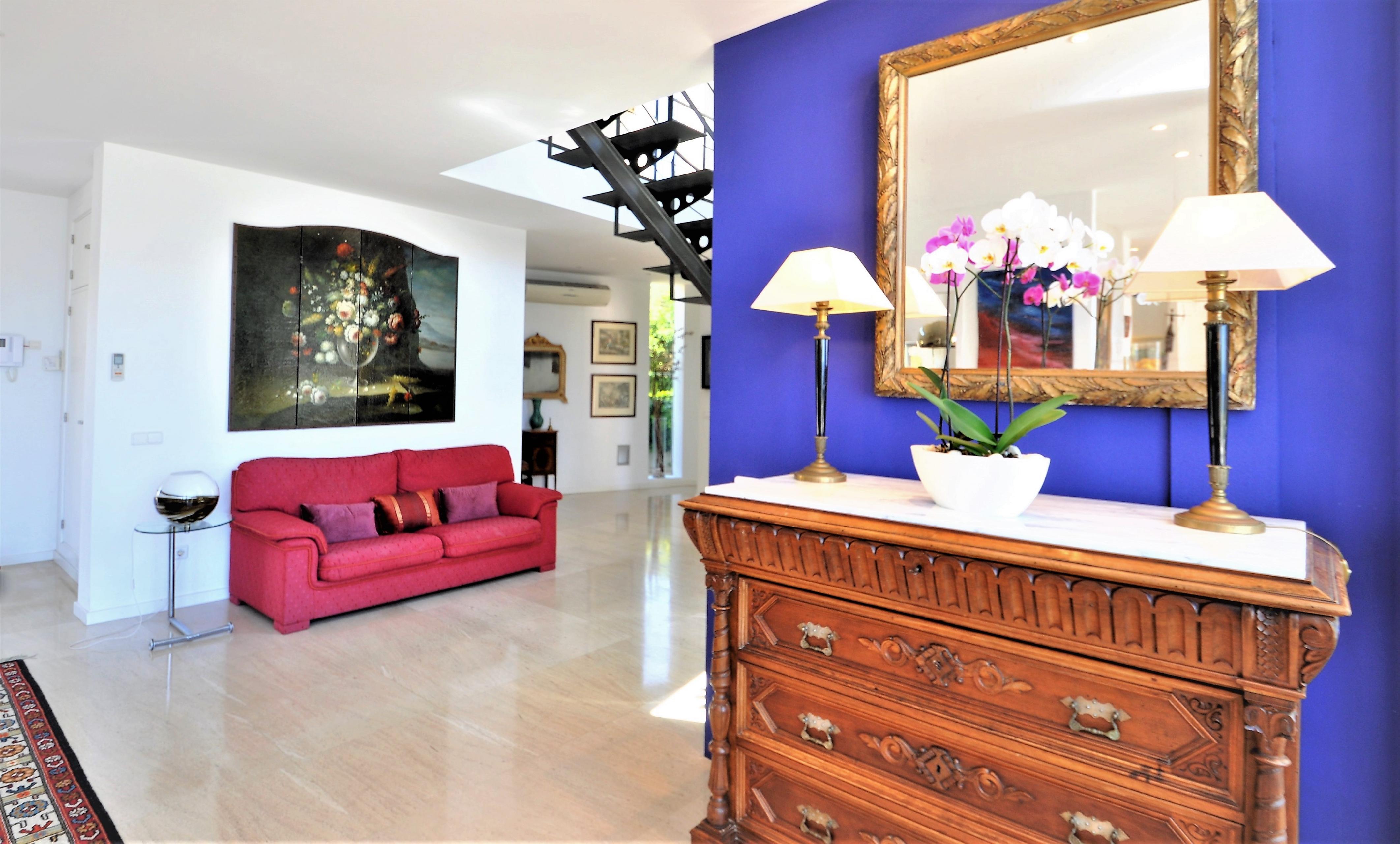 Maison de vacances VILLA BAY BLUE- Bahia Azul- Mallorca - VILLAONLINE - Kostenloses WLAN (2684052), Bahia Azul, Majorque, Iles Baléares, Espagne, image 24