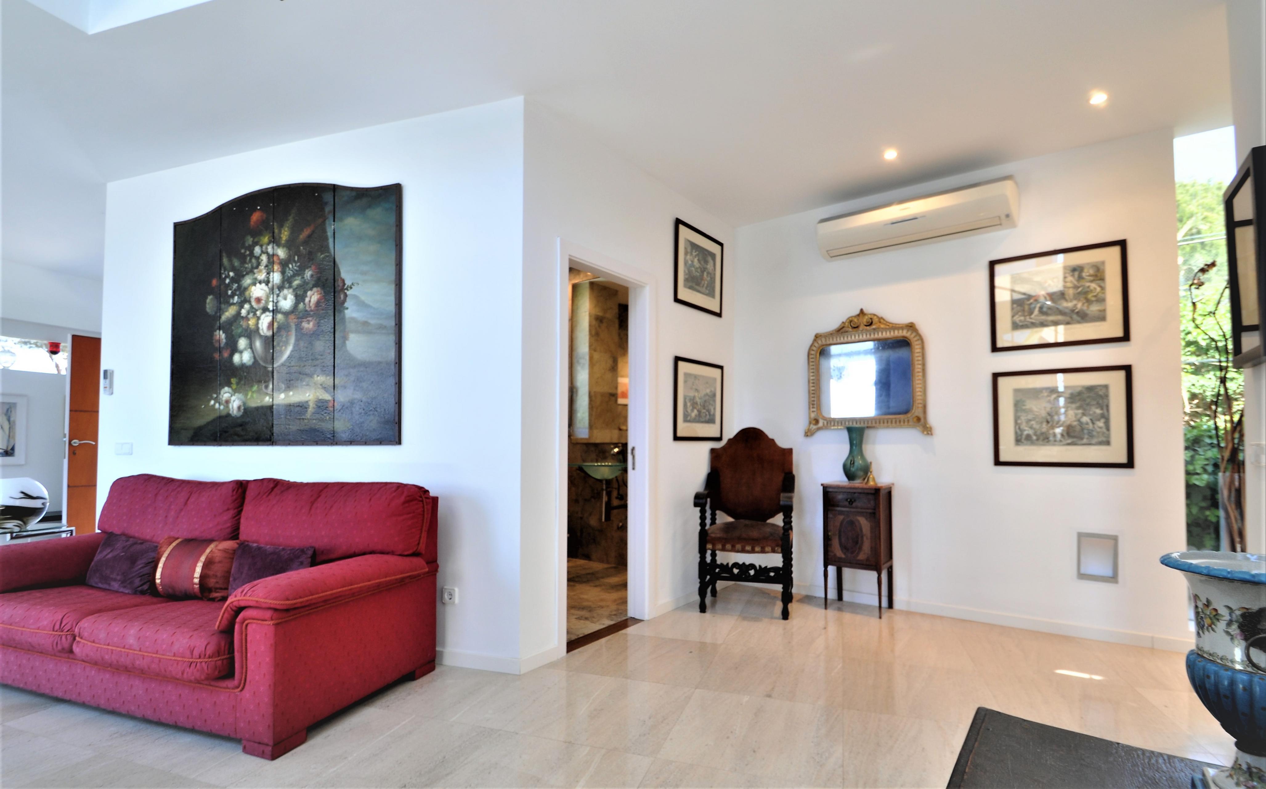 Maison de vacances VILLA BAY BLUE- Bahia Azul- Mallorca - VILLAONLINE - Kostenloses WLAN (2684052), Bahia Azul, Majorque, Iles Baléares, Espagne, image 25