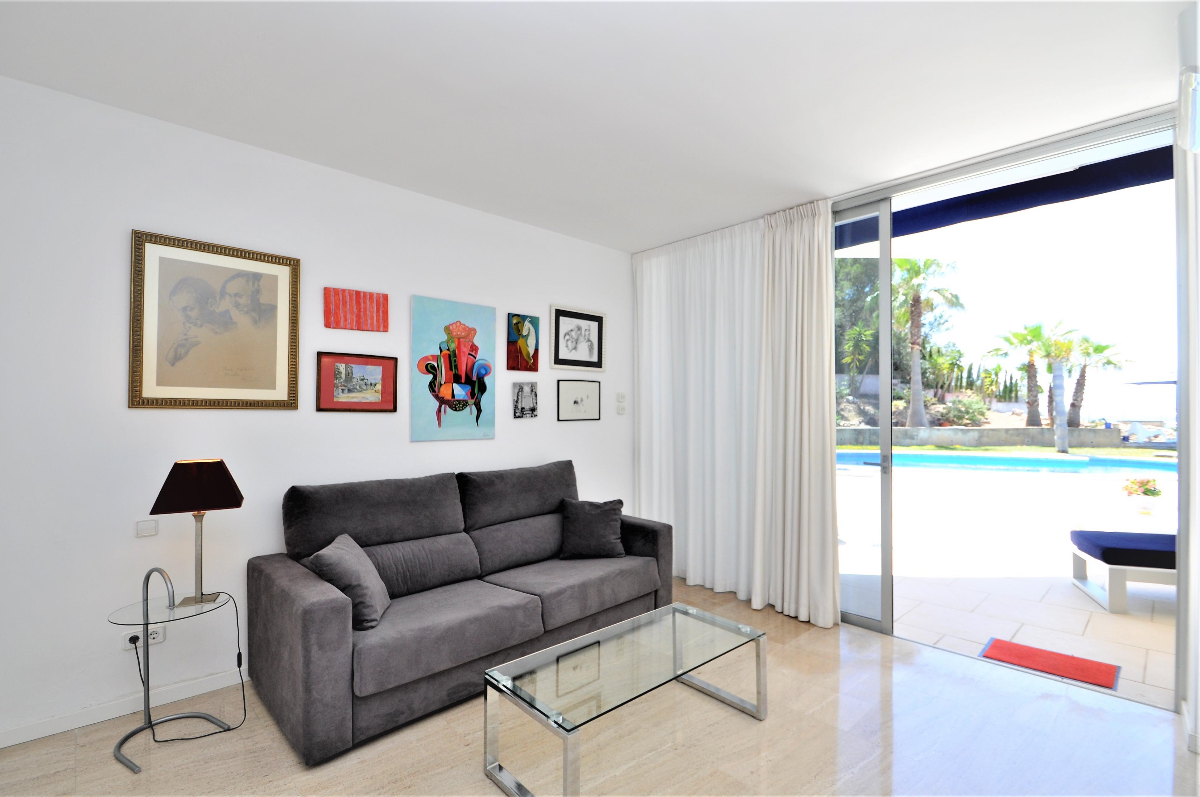 Maison de vacances VILLA BAY BLUE- Bahia Azul- Mallorca - VILLAONLINE - Kostenloses WLAN (2684052), Bahia Azul, Majorque, Iles Baléares, Espagne, image 26