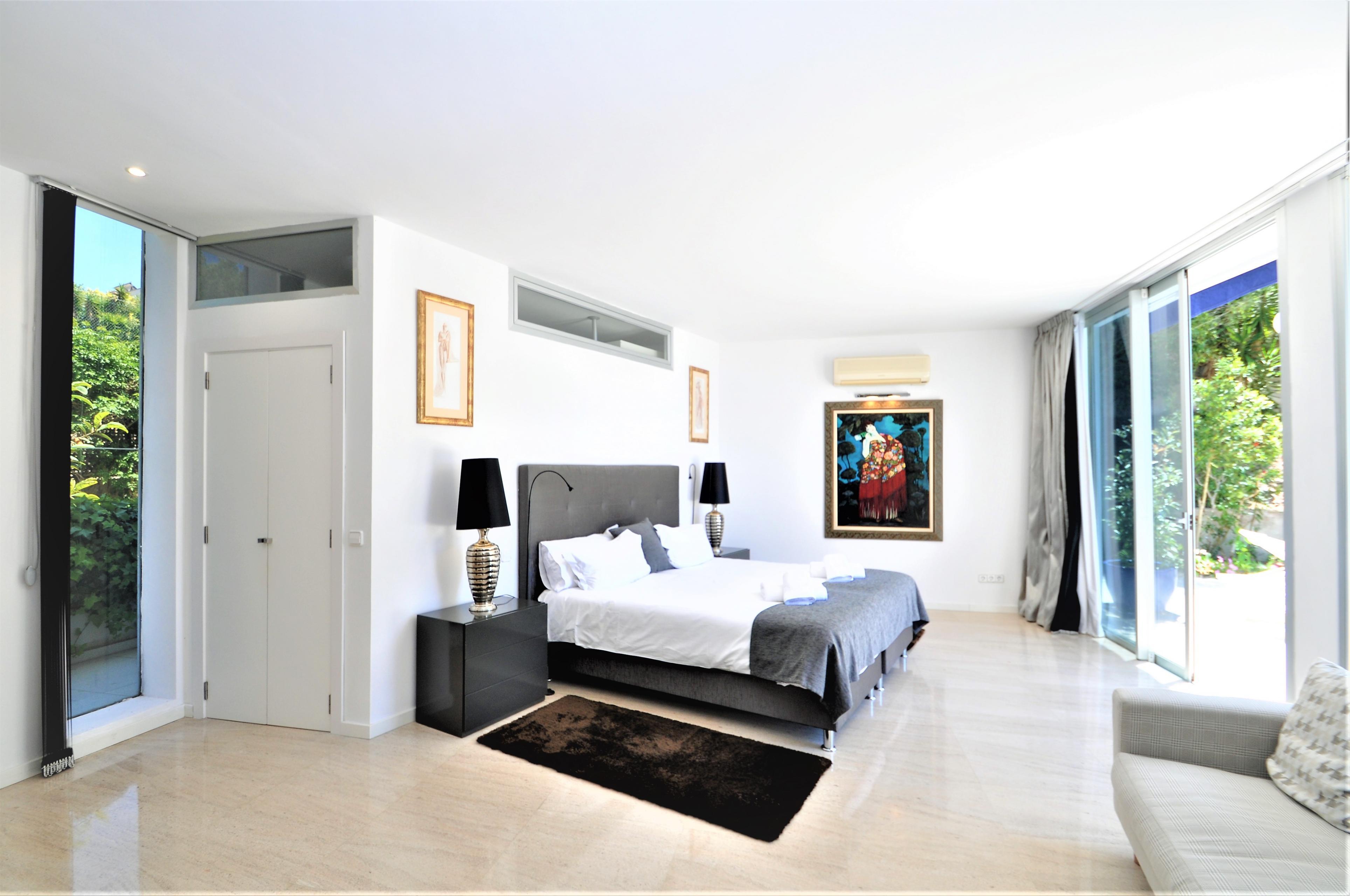 Maison de vacances VILLA BAY BLUE- Bahia Azul- Mallorca - VILLAONLINE - Kostenloses WLAN (2684052), Bahia Azul, Majorque, Iles Baléares, Espagne, image 28