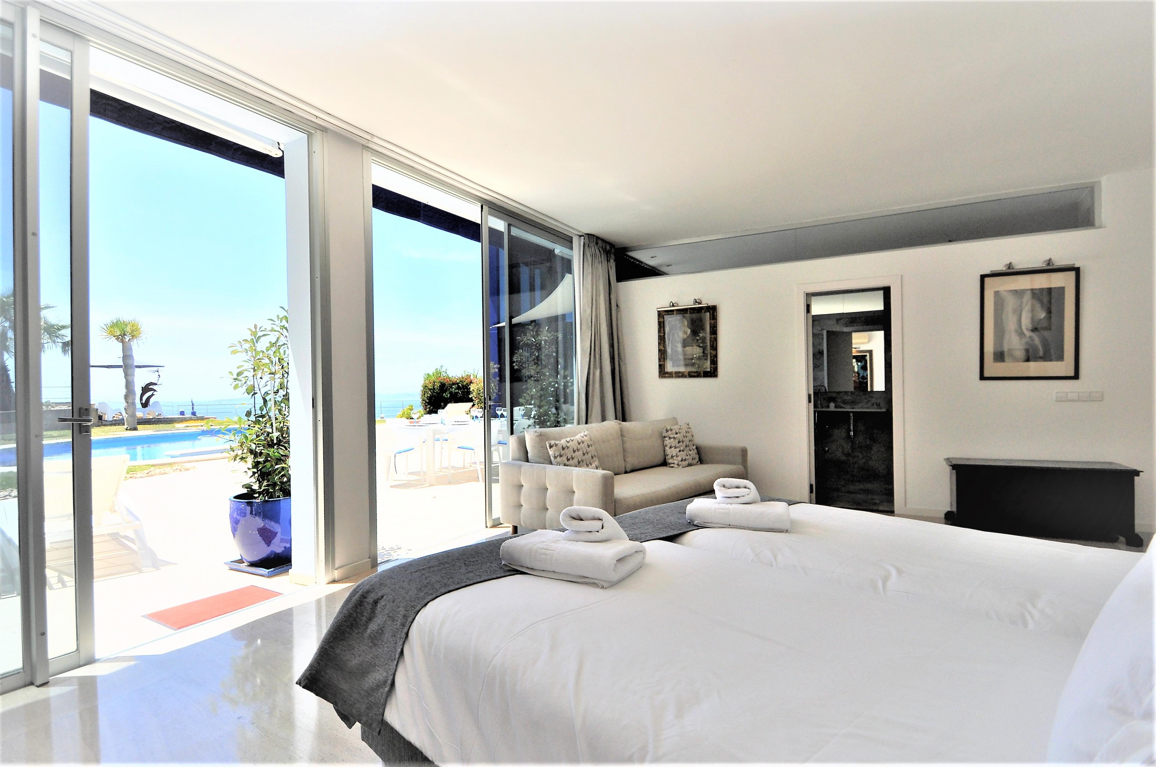 Maison de vacances VILLA BAY BLUE- Bahia Azul- Mallorca - VILLAONLINE - Kostenloses WLAN (2684052), Bahia Azul, Majorque, Iles Baléares, Espagne, image 29