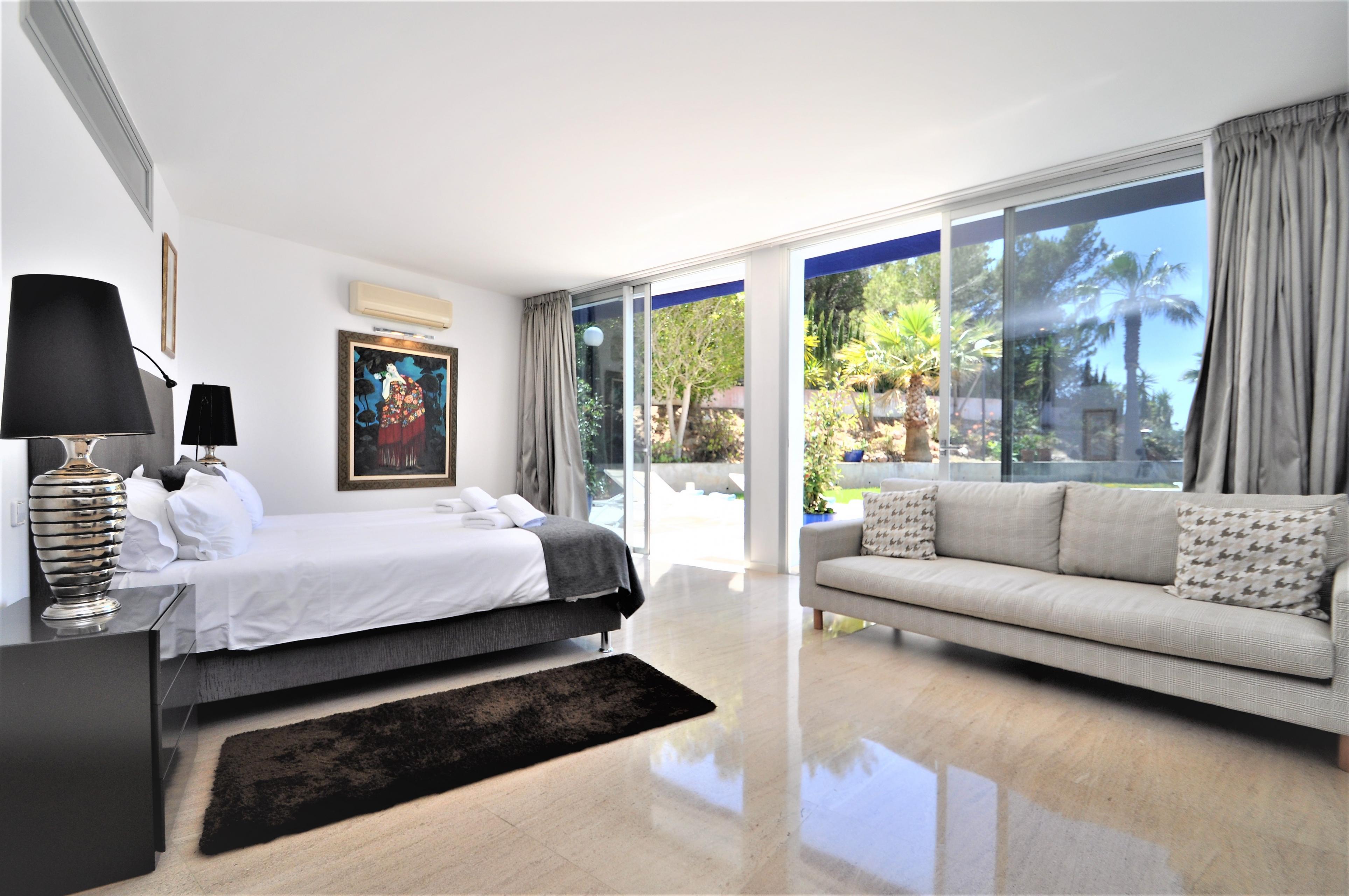Maison de vacances VILLA BAY BLUE- Bahia Azul- Mallorca - VILLAONLINE - Kostenloses WLAN (2684052), Bahia Azul, Majorque, Iles Baléares, Espagne, image 30
