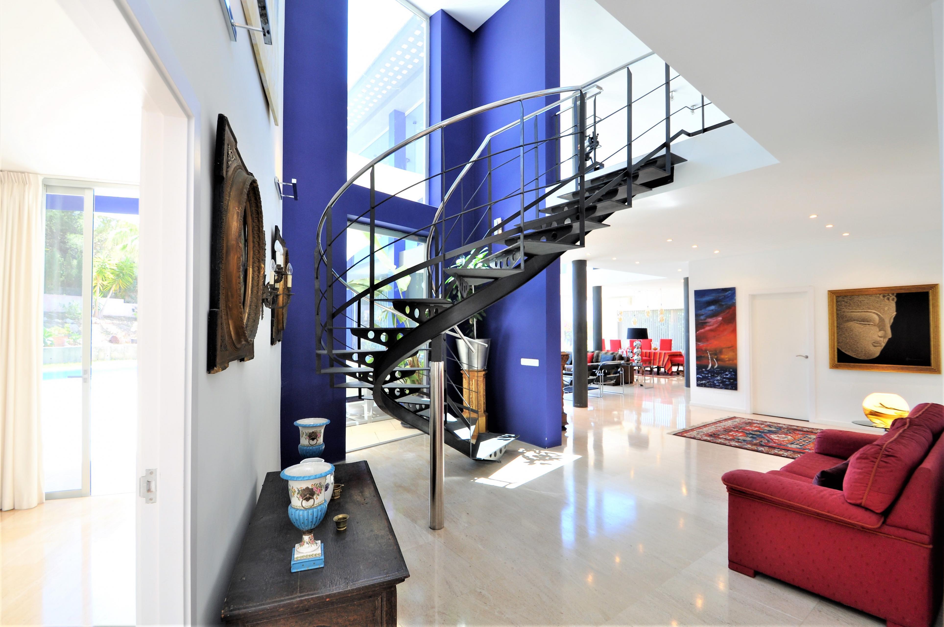 Maison de vacances VILLA BAY BLUE- Bahia Azul- Mallorca - VILLAONLINE - Kostenloses WLAN (2684052), Bahia Azul, Majorque, Iles Baléares, Espagne, image 33