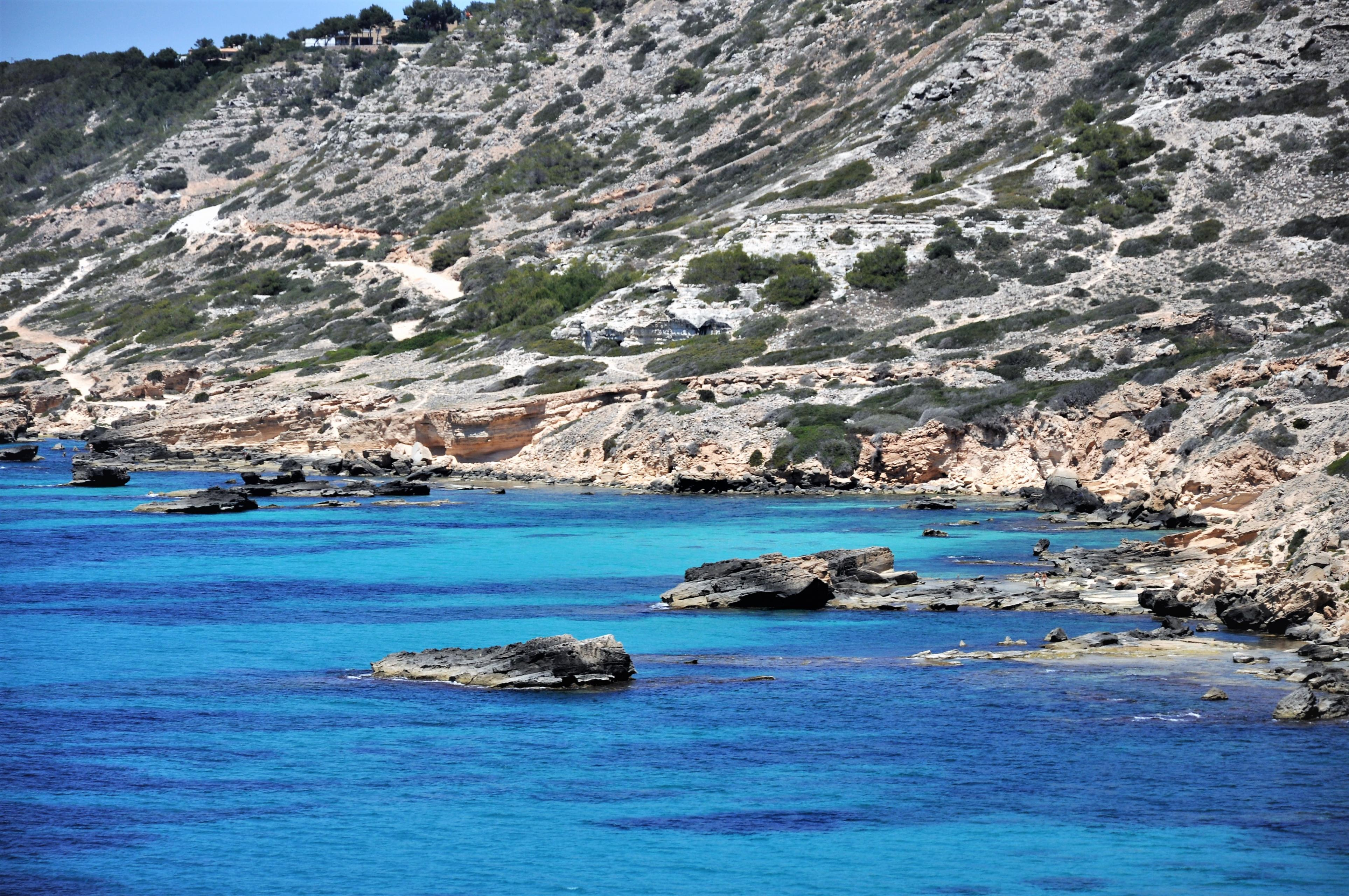 Maison de vacances VILLA BAY BLUE- Bahia Azul- Mallorca - VILLAONLINE - Kostenloses WLAN (2684052), Bahia Azul, Majorque, Iles Baléares, Espagne, image 37