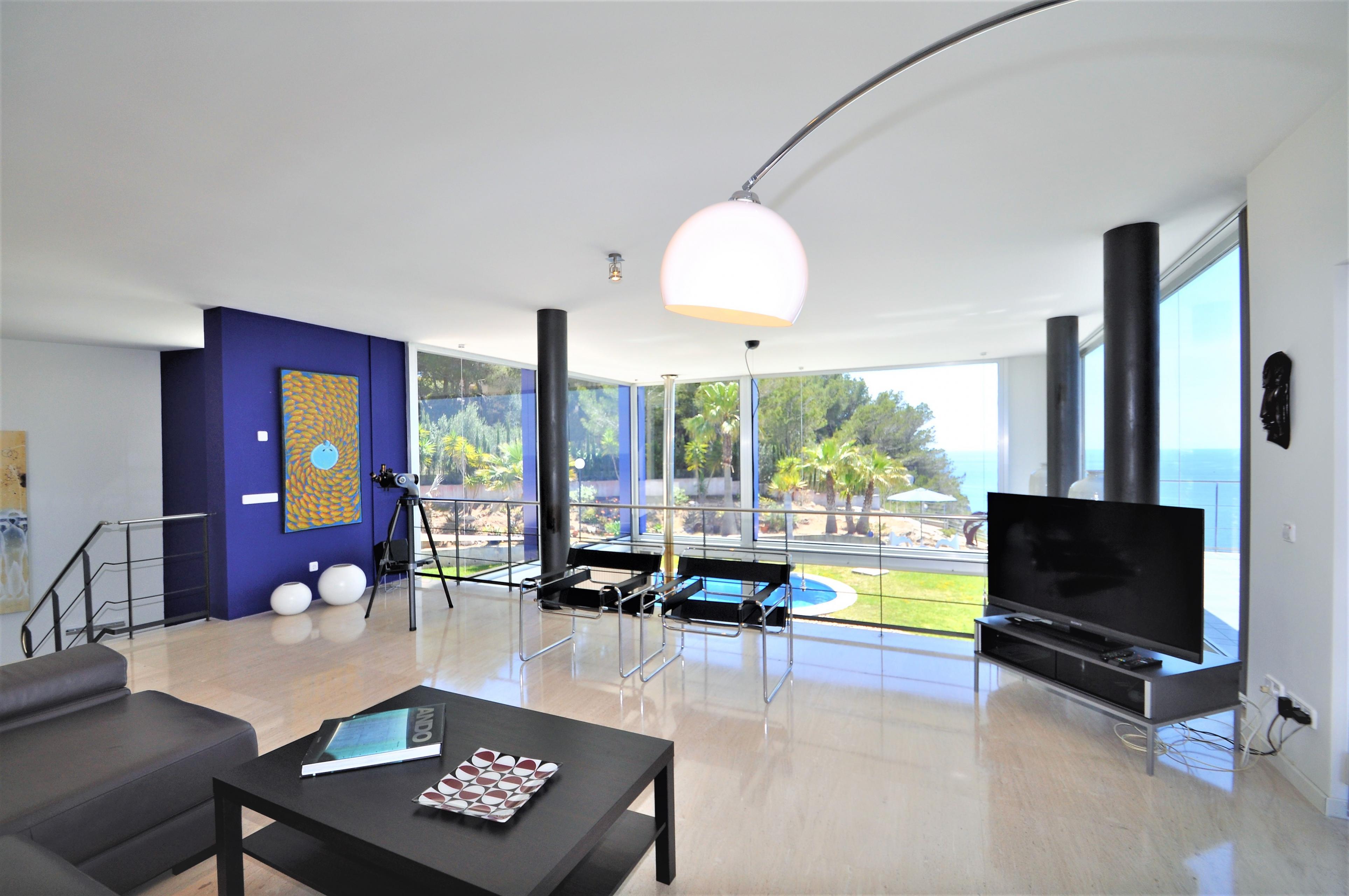 Maison de vacances VILLA BAY BLUE- Bahia Azul- Mallorca - VILLAONLINE - Kostenloses WLAN (2684052), Bahia Azul, Majorque, Iles Baléares, Espagne, image 38