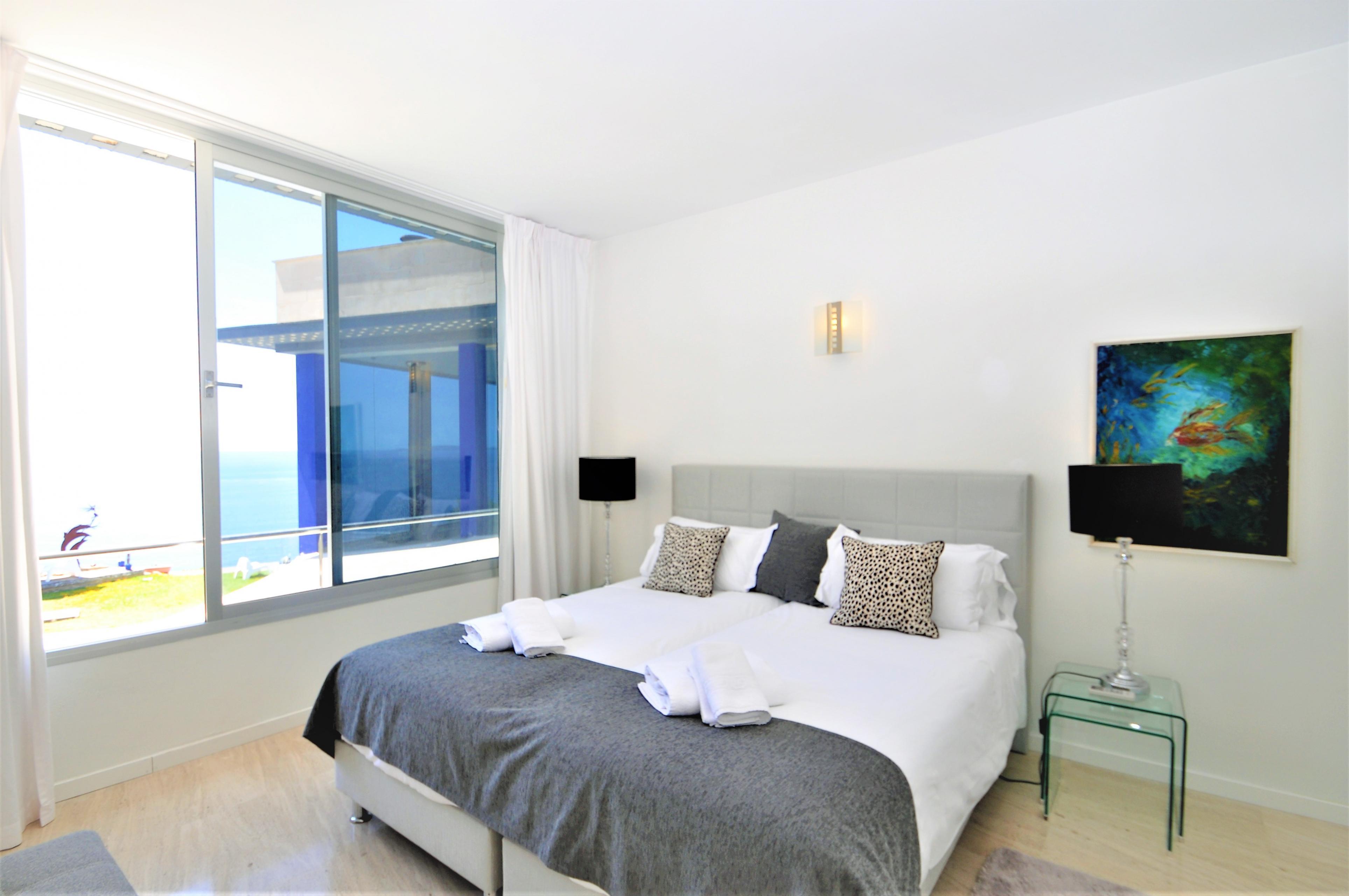 Maison de vacances VILLA BAY BLUE- Bahia Azul- Mallorca - VILLAONLINE - Kostenloses WLAN (2684052), Bahia Azul, Majorque, Iles Baléares, Espagne, image 40