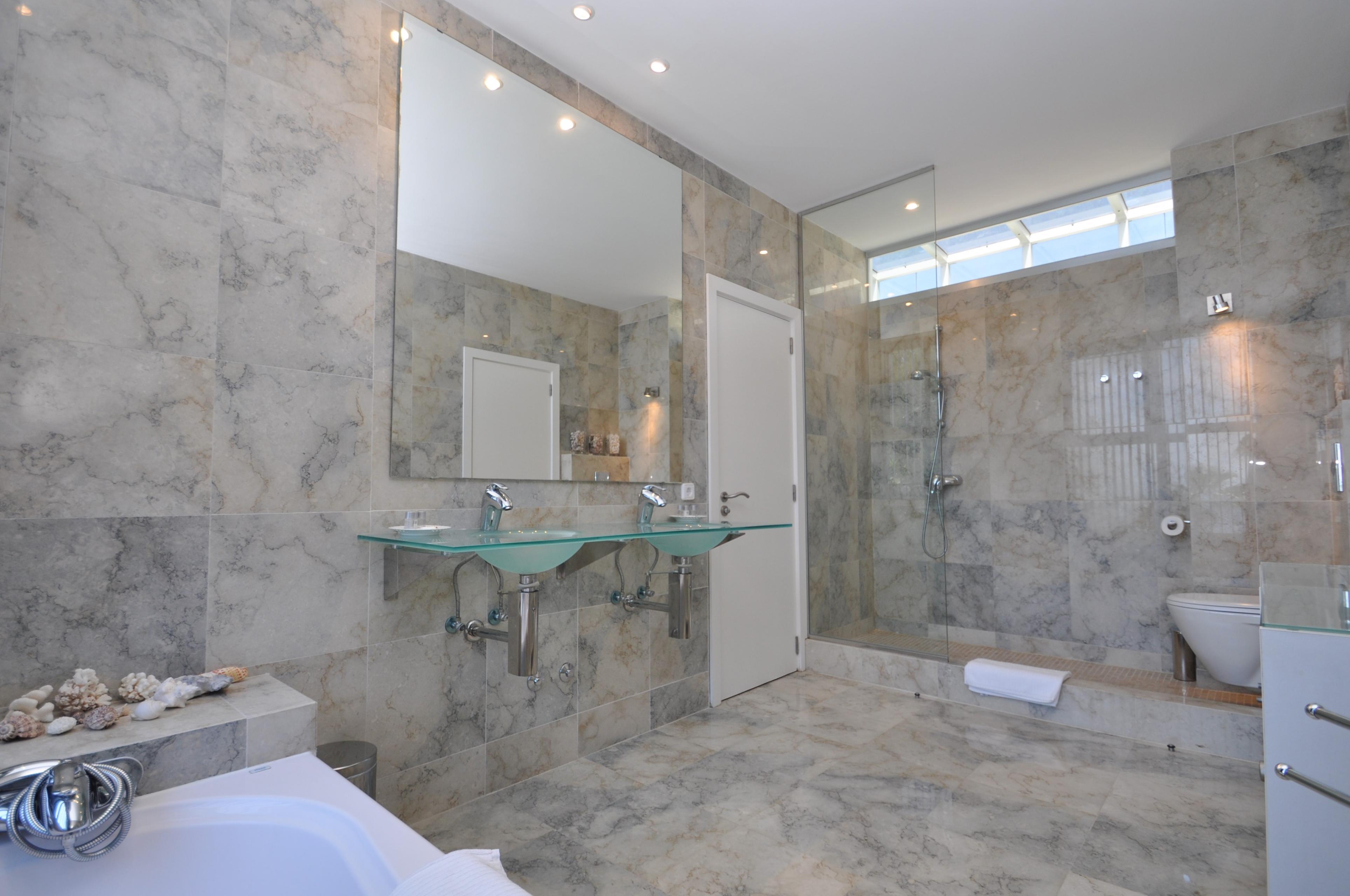 Maison de vacances VILLA BAY BLUE- Bahia Azul- Mallorca - VILLAONLINE - Kostenloses WLAN (2684052), Bahia Azul, Majorque, Iles Baléares, Espagne, image 43