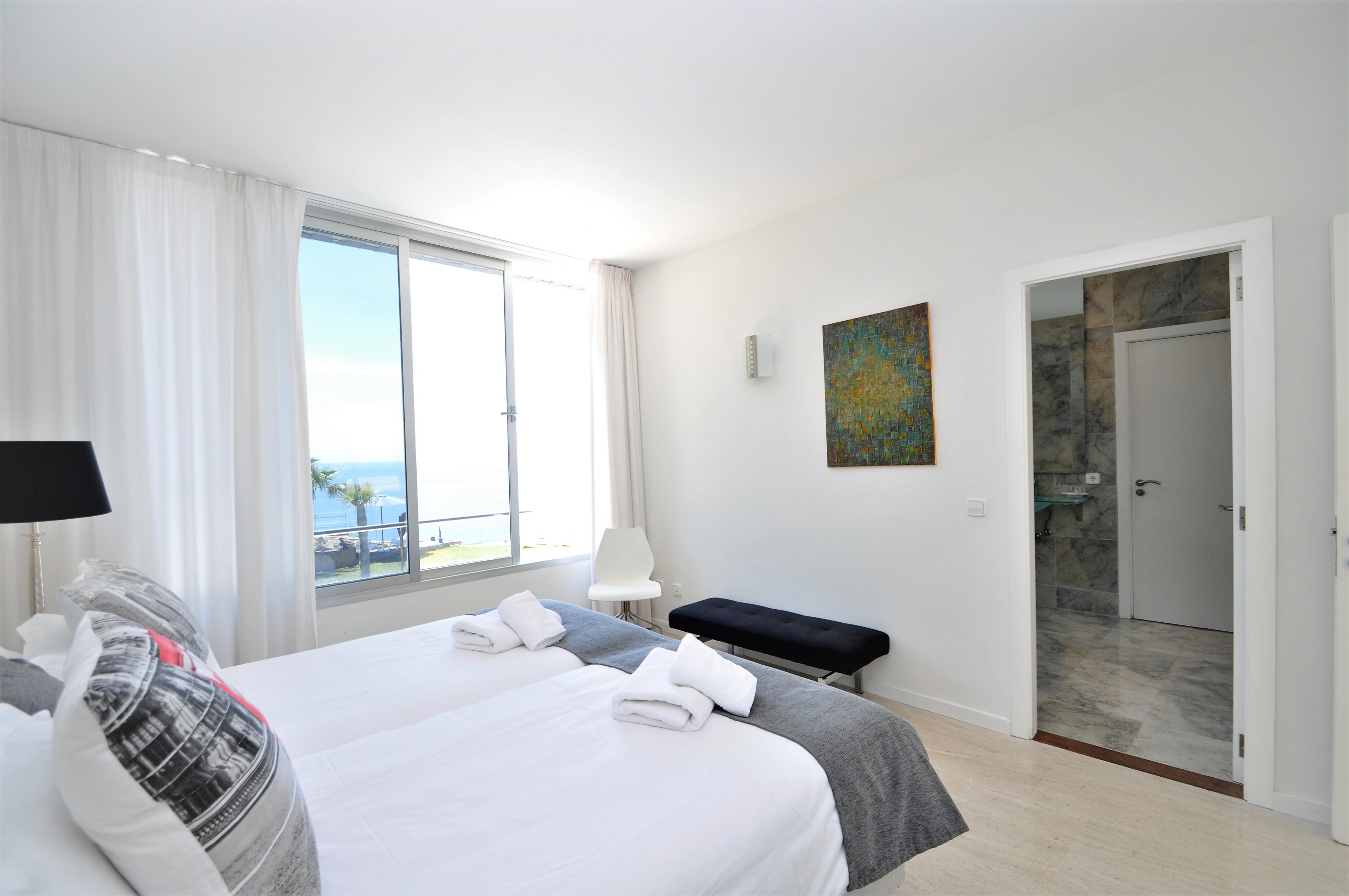 Maison de vacances VILLA BAY BLUE- Bahia Azul- Mallorca - VILLAONLINE - Kostenloses WLAN (2684052), Bahia Azul, Majorque, Iles Baléares, Espagne, image 44