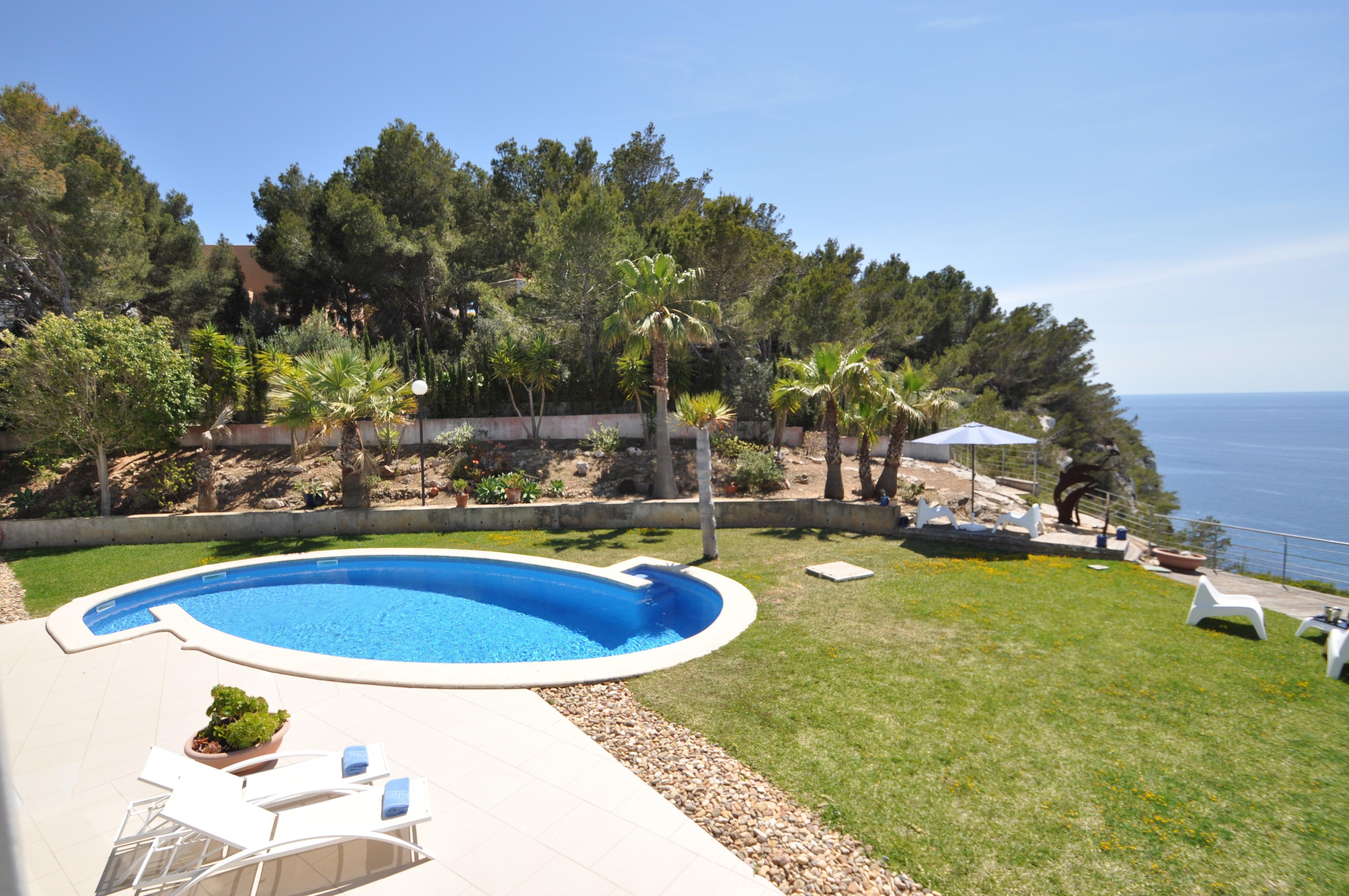 Maison de vacances VILLA BAY BLUE- Bahia Azul- Mallorca - VILLAONLINE - Kostenloses WLAN (2684052), Bahia Azul, Majorque, Iles Baléares, Espagne, image 52