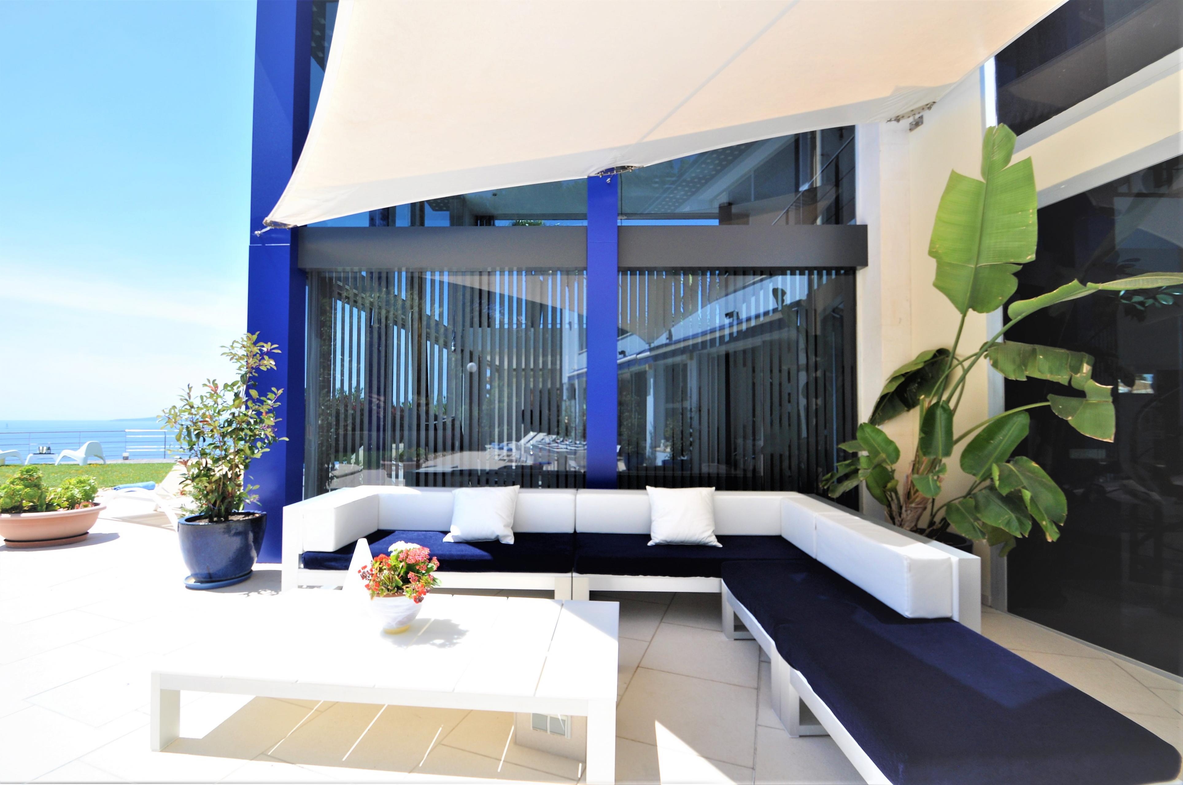 Maison de vacances VILLA BAY BLUE- Bahia Azul- Mallorca - VILLAONLINE - Kostenloses WLAN (2684052), Bahia Azul, Majorque, Iles Baléares, Espagne, image 53