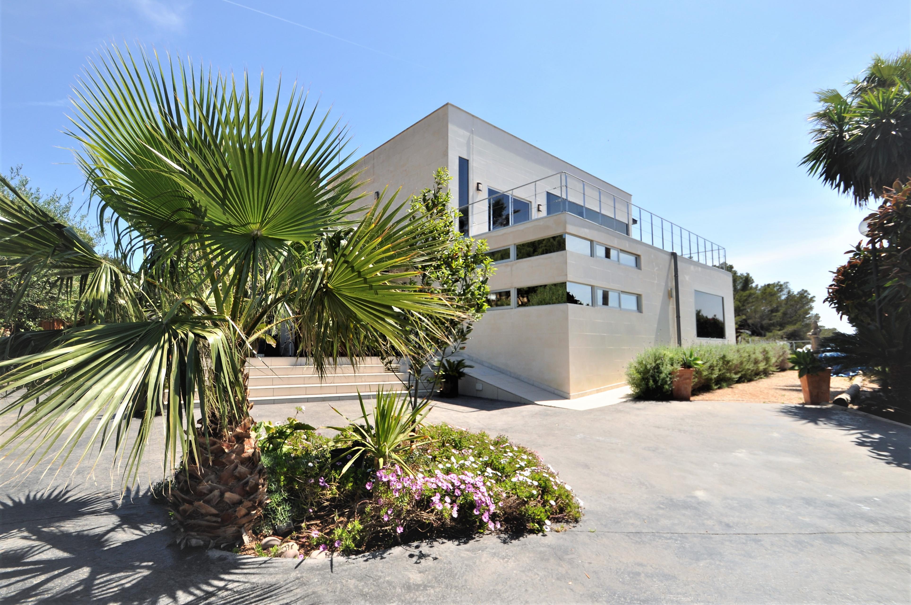 Maison de vacances VILLA BAY BLUE- Bahia Azul- Mallorca - VILLAONLINE - Kostenloses WLAN (2684052), Bahia Azul, Majorque, Iles Baléares, Espagne, image 54