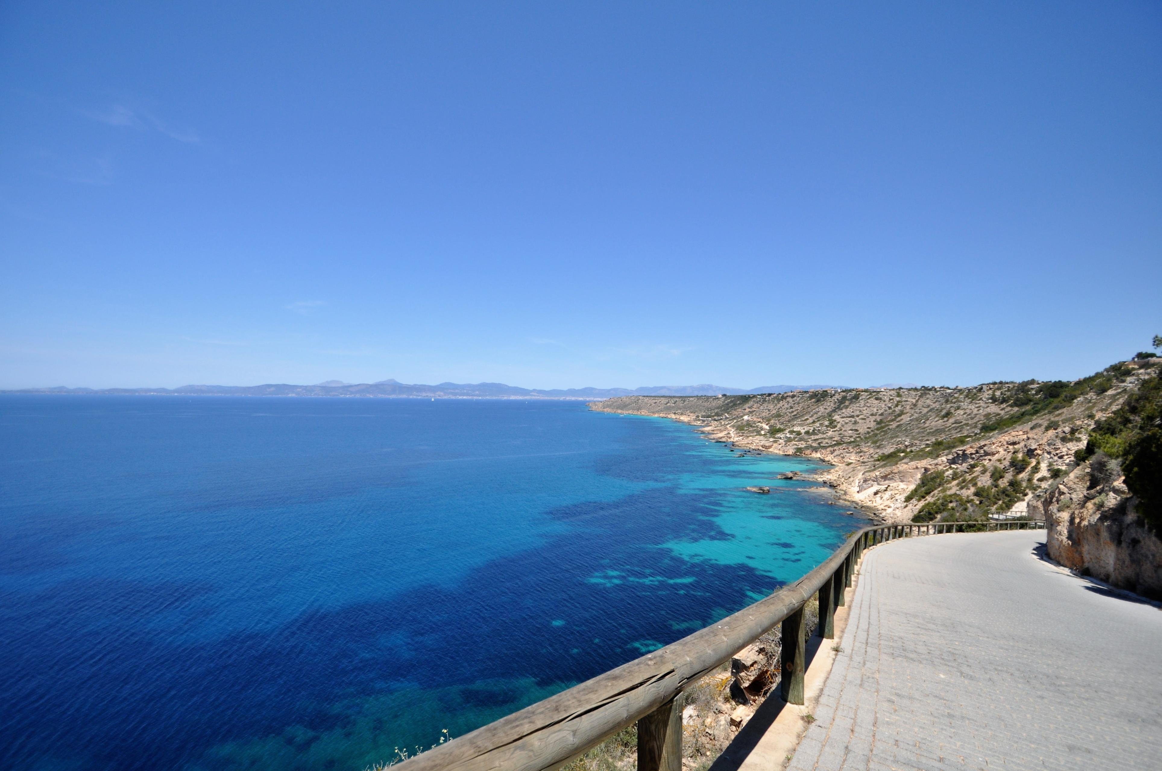 Maison de vacances VILLA BAY BLUE- Bahia Azul- Mallorca - VILLAONLINE - Kostenloses WLAN (2684052), Bahia Azul, Majorque, Iles Baléares, Espagne, image 58