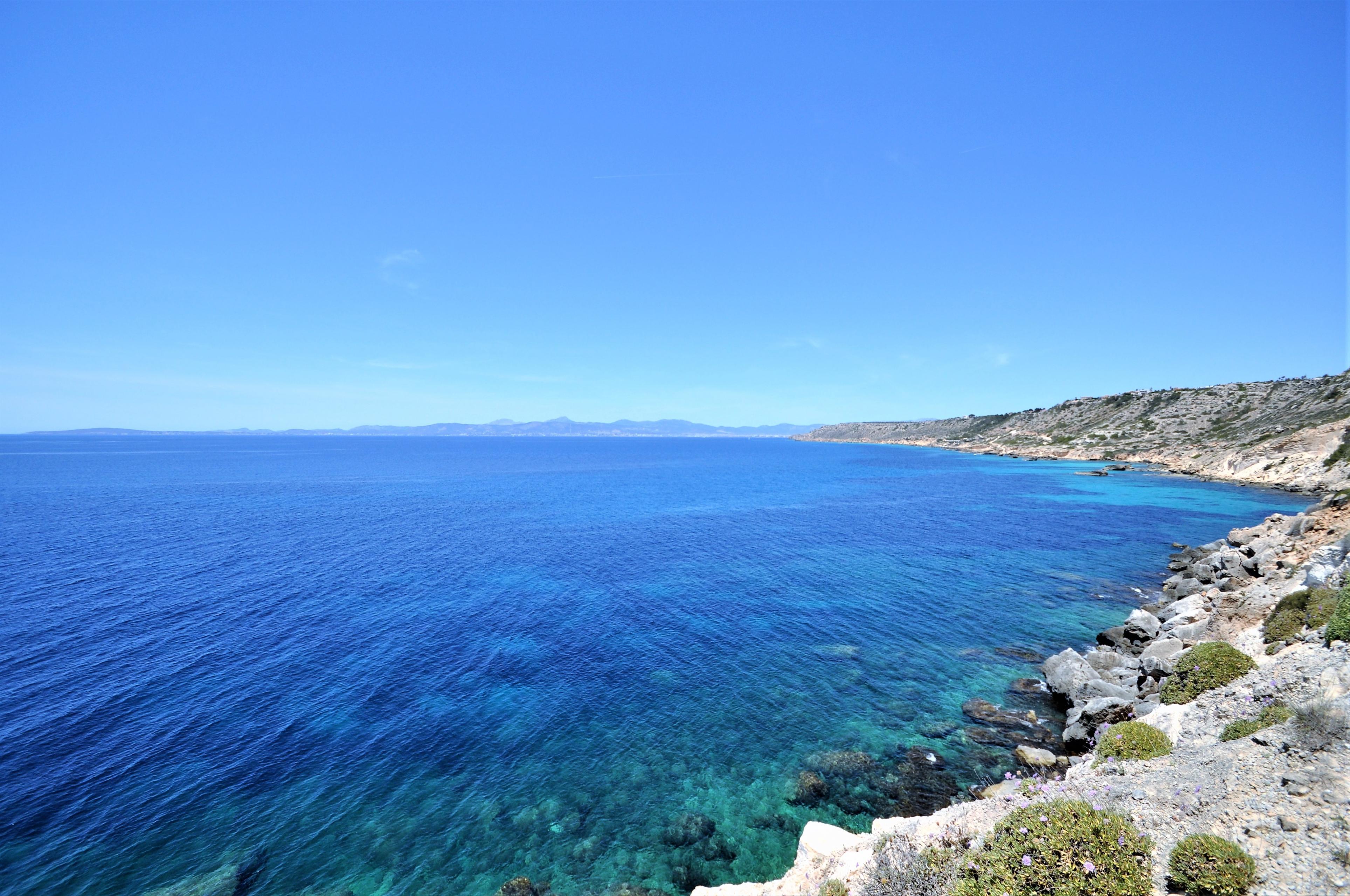 Maison de vacances VILLA BAY BLUE- Bahia Azul- Mallorca - VILLAONLINE - Kostenloses WLAN (2684052), Bahia Azul, Majorque, Iles Baléares, Espagne, image 60