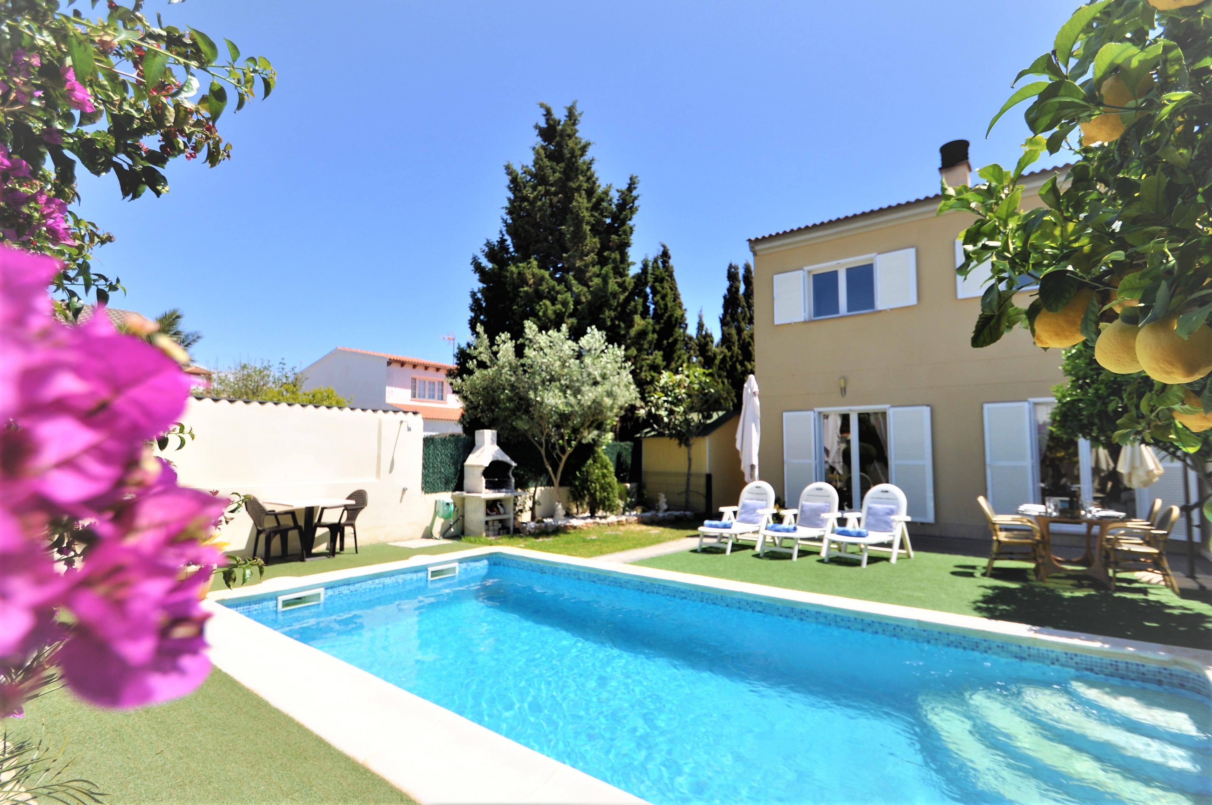 VILLA HUGO Badia Gran Mallorca Kostenloses WLAN
